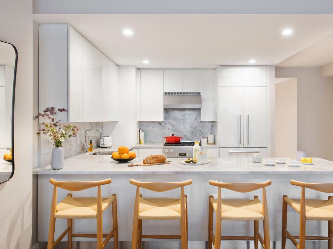 Kitchen at The Alyn - 152 East 87th Street