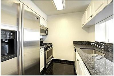 Kitchen at The Caroline - apartments for Rent in Flatiron District