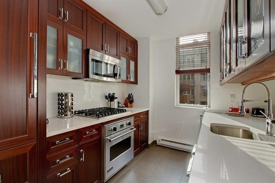 Kitchen - Apartments for Rent on the Upper West Side - The Harrison