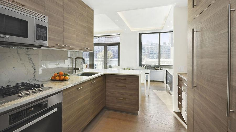 Kitchen at The Hudson Condominiums - 225 West 60th Street