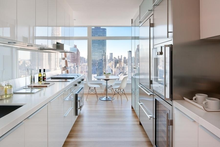 Kitchen at The Laurel - 400 East 67th Street