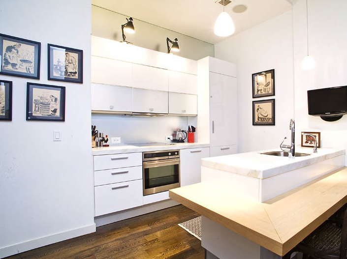 Kitchen - 11 East 36th Street Rentals in NYC