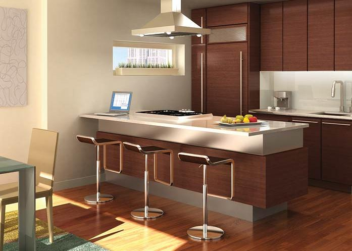 Twenty 9th Park Madison Kitchen - 39 East 29th Street Condos for Sale