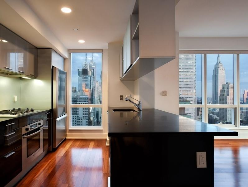 Clinton Condominiums for Rent - Kitchen Orion NYC