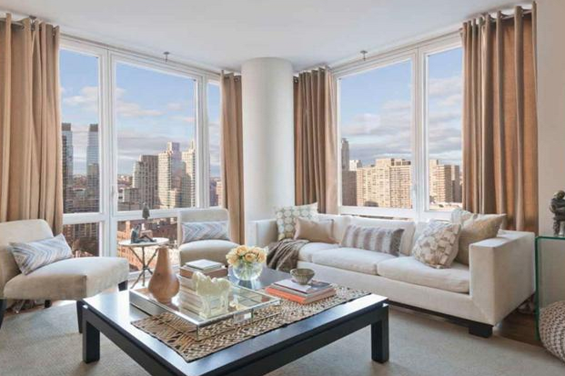 Living Room - Apartments for Rent in NYC