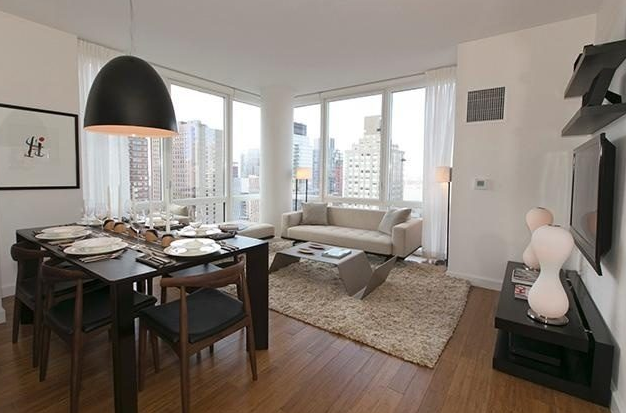Living Room- 160 West 62nd Street