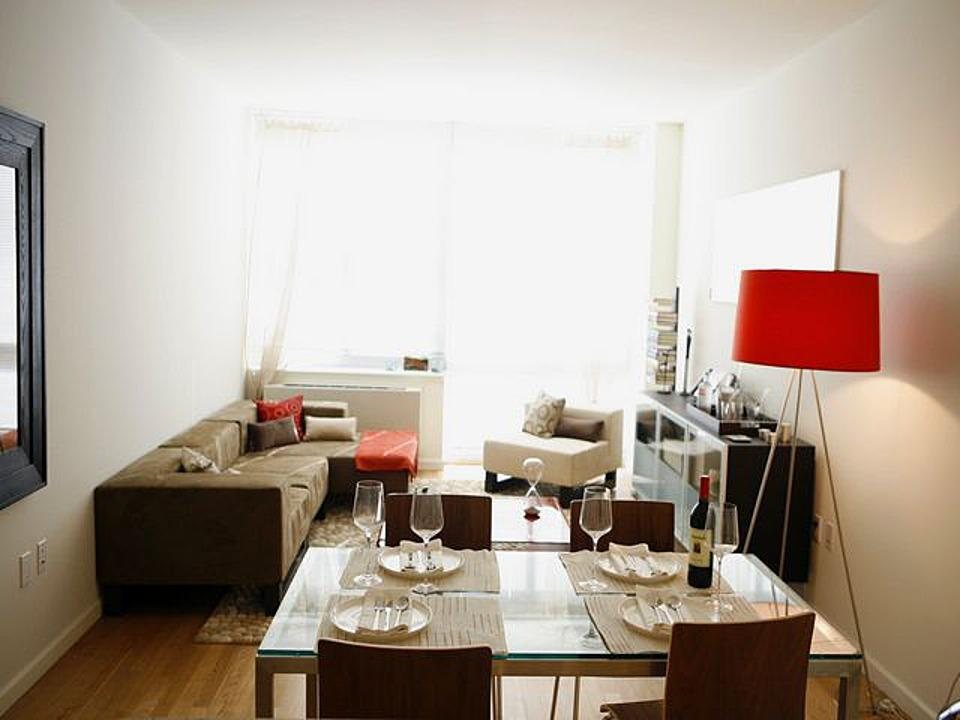 Living Room - Apartments for Rent in Greenwich Village