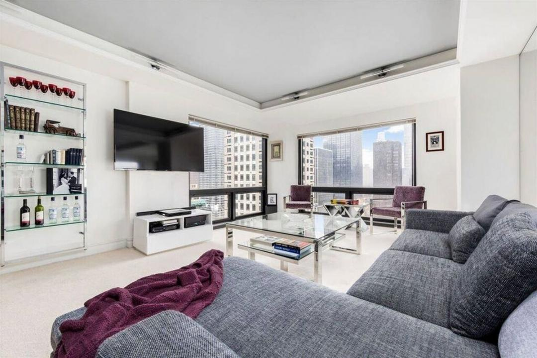 Living Room at Trump Tower - 721 Fifth Avenue