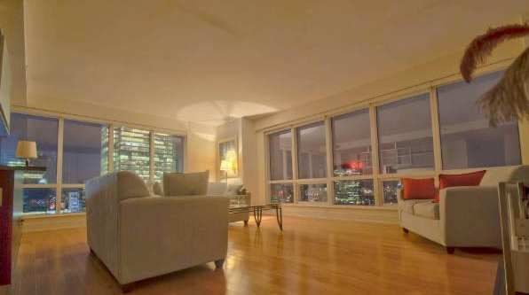 Rentals at Orion in Hells Kitchen - Living Room