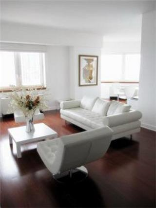425 Fifth Avenue Condominiums – Living Room