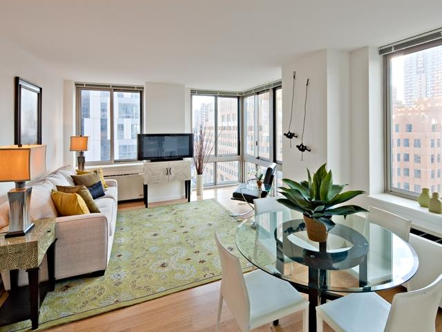 Living Room Avalon West Chelsea - Rentals Manhattan
