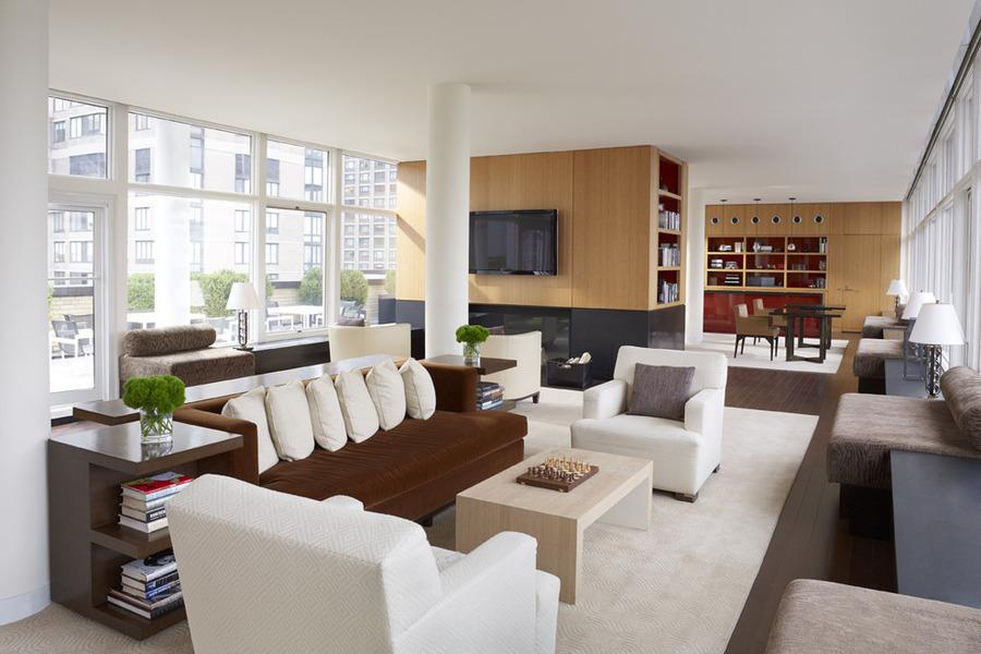 Manhattan House Apartments for Rent - Upper East Side - Living Room