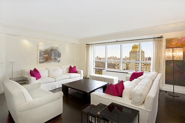 Metropolitan Tower Rentals in NYC - Living Room