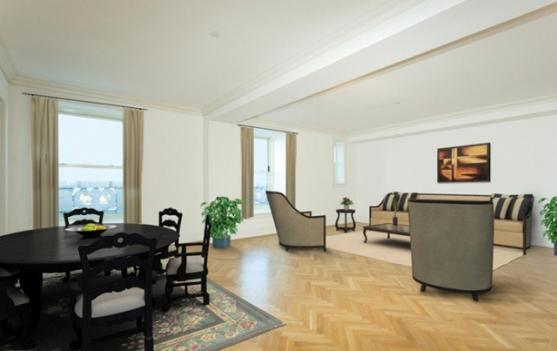 1 Central Park South Living Room - NYC Condos for Sale