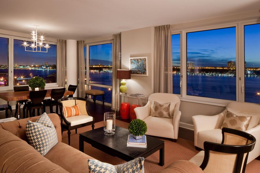 80 Riverside Boulevard Rentals The Rushmore Apartments