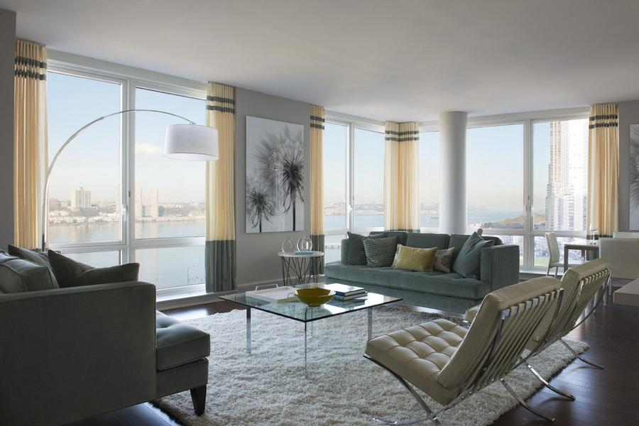60 riverside boulevard rentals the aldyn apartments - Cheap one bedroom apartments nyc ...