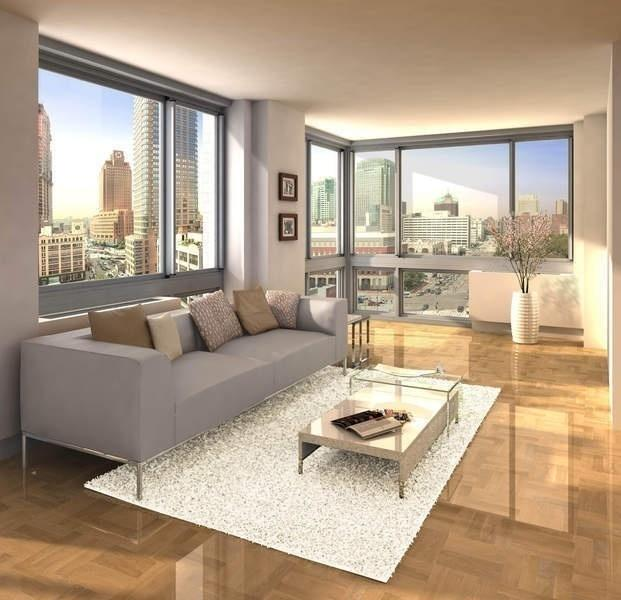 Living Room - Apartments for Rent at BKLYN Gold