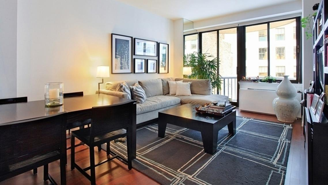 Living Room at The Stanford - 45 East 25th Street