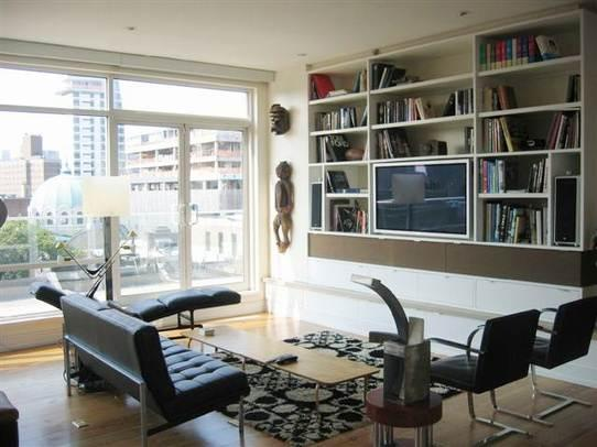 Livingroom 19 St Marks Place - Condominiums for Rent in East Village