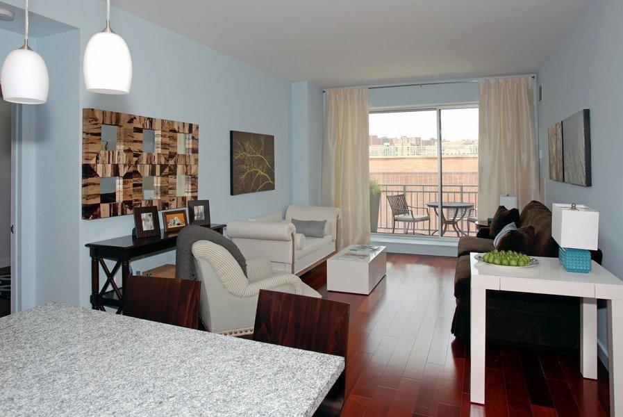 Livingroom 2130 ACP Boulevard - NYC Rentals