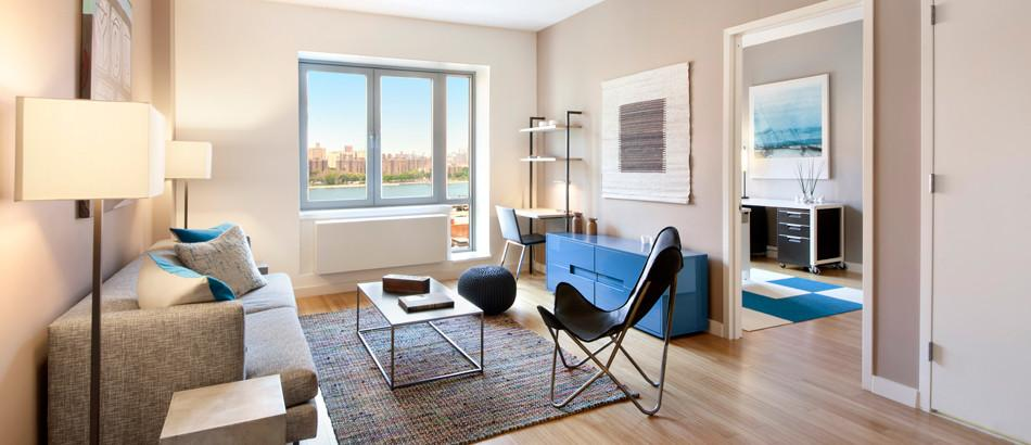 The Williamsburg Livingroom-373 Wythe Avenue