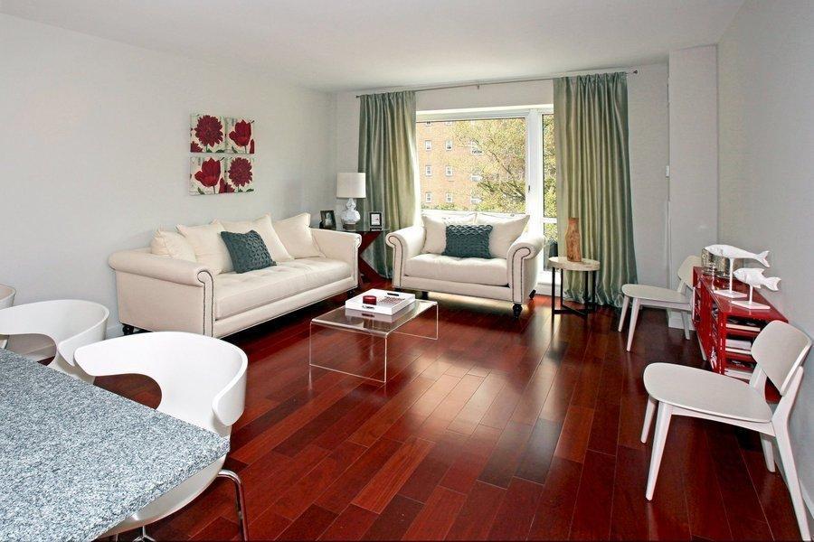 Livingroom Dafina - Rentals in West Harlem