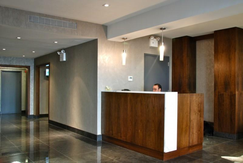 Lobby at 184 Thompson Street - Apartments for Rent