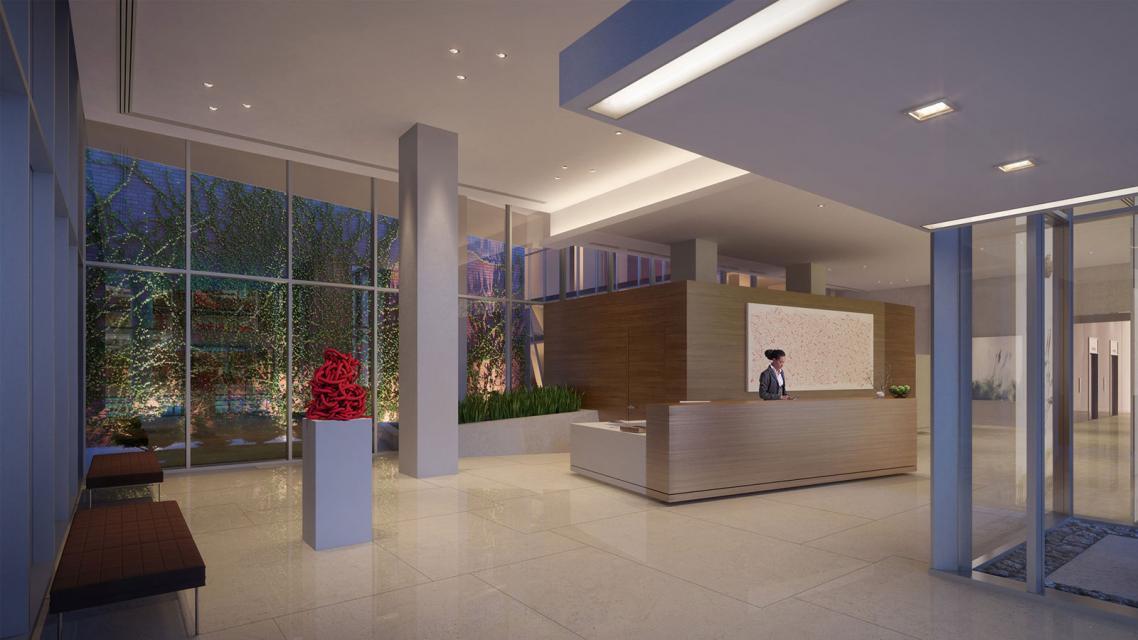 Lobby at 400 Park Avenue South