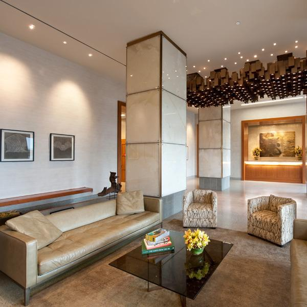 Lobby at The Aldyn - Apartments for Rent on the Upper West Side