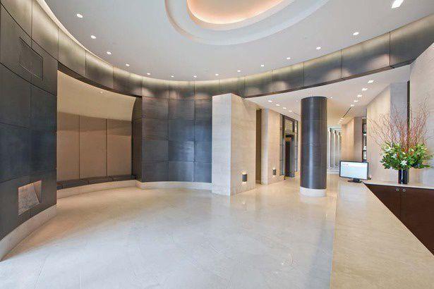 Lobby at The Rushmore - 80 Riverside Boulevard