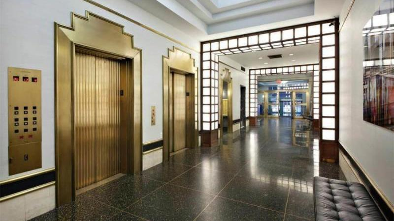 Lobby at The South Star - 80 John Street