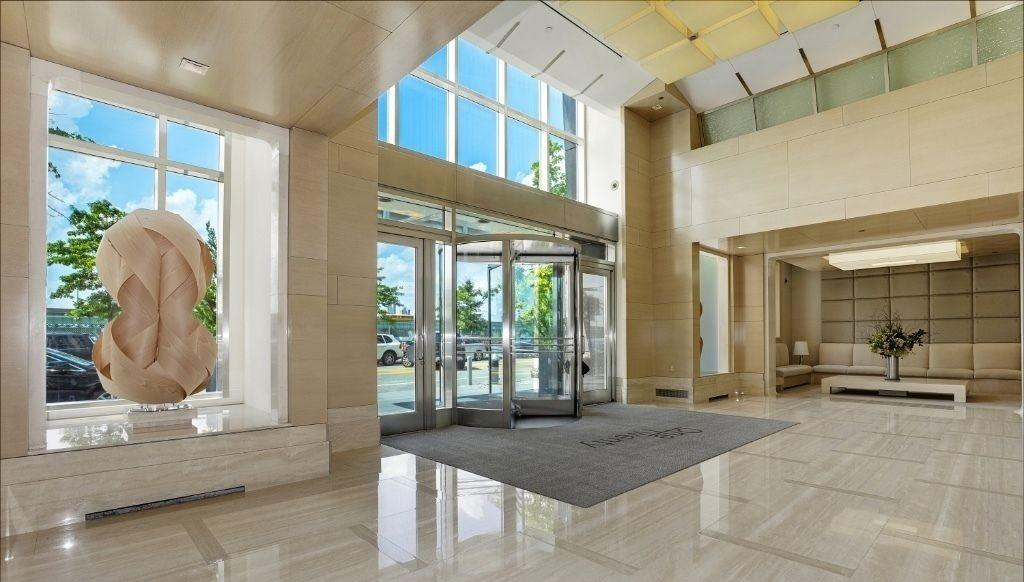 Lobby at Trump Place - 120 Riverside Boulevard