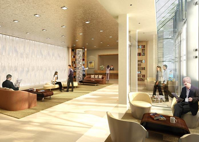 Twenty 9th Park Madison Lobby - Manhattan Condos for Sale