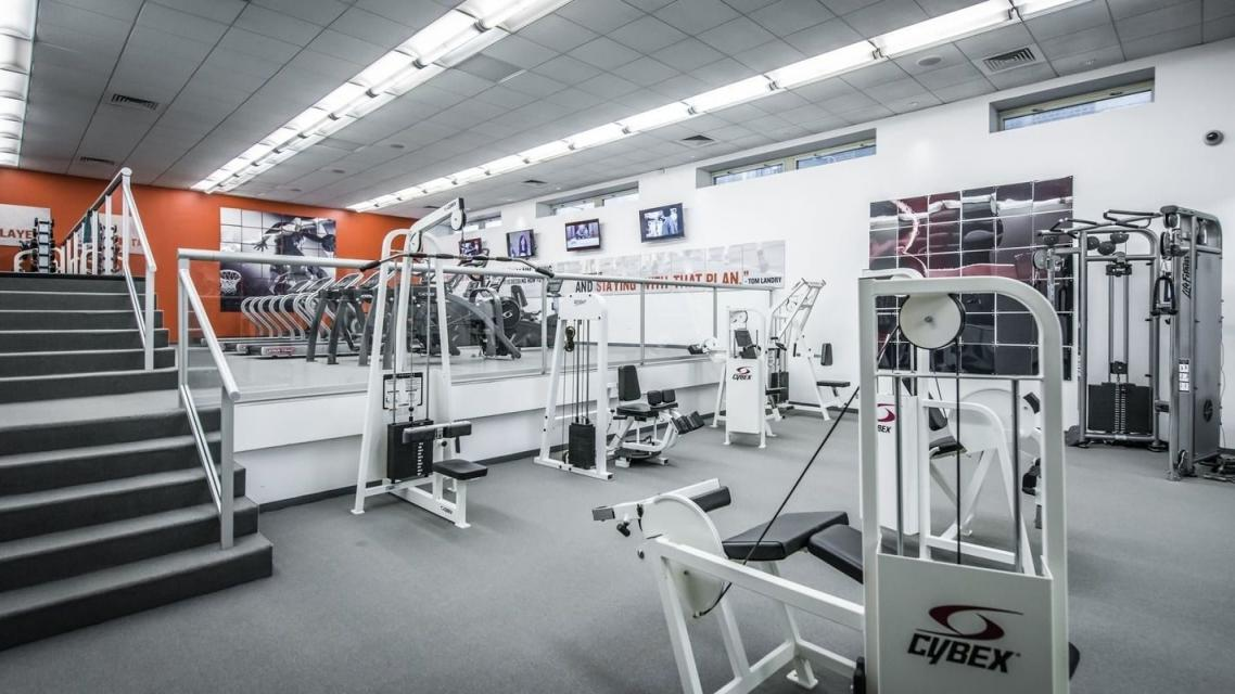 305 West 50th Street Fitness Center - NYC Rental Apartments