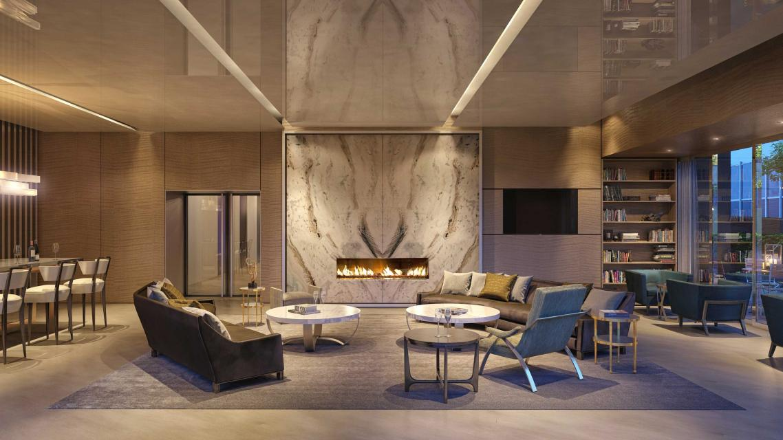 Lounge at 135 West 52nd Street