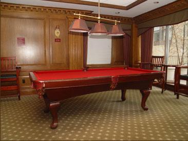 45 Wall Street Billiards - Manhattan Apartments for rent