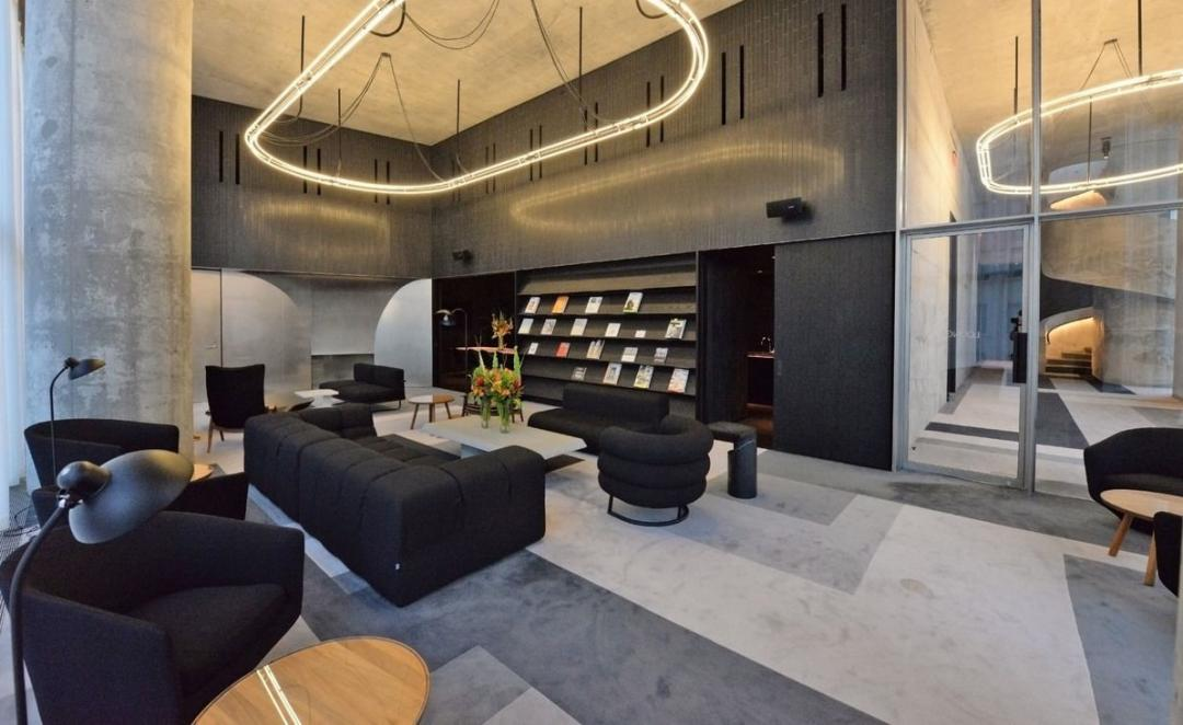 Lounge at 56 Leonard Street