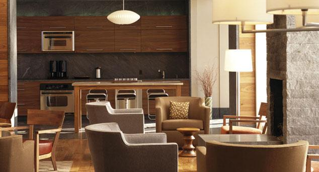 271 West 47th Street Lounge - NYC Rental Apartments