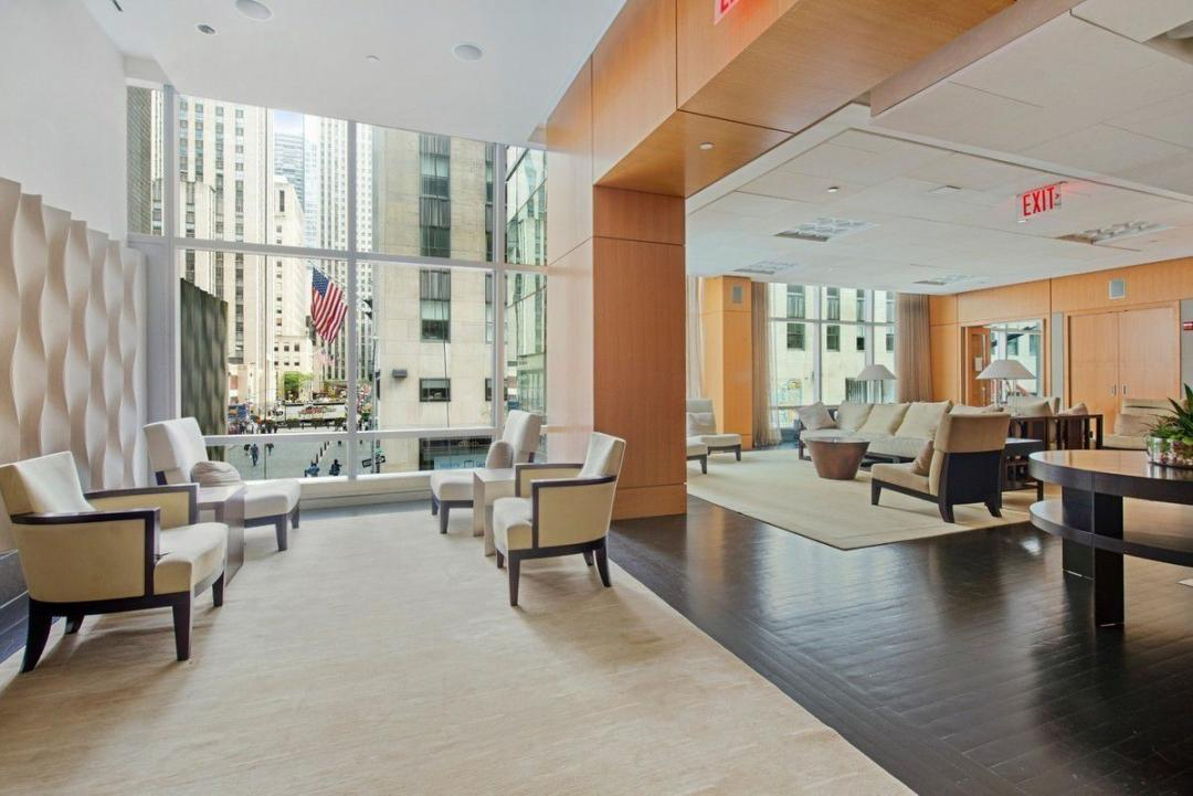 Lounge at The Centria - 18 West 48th Street