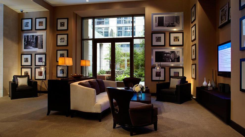Lounge at The Rushmore - 80 Riverside Boulevard