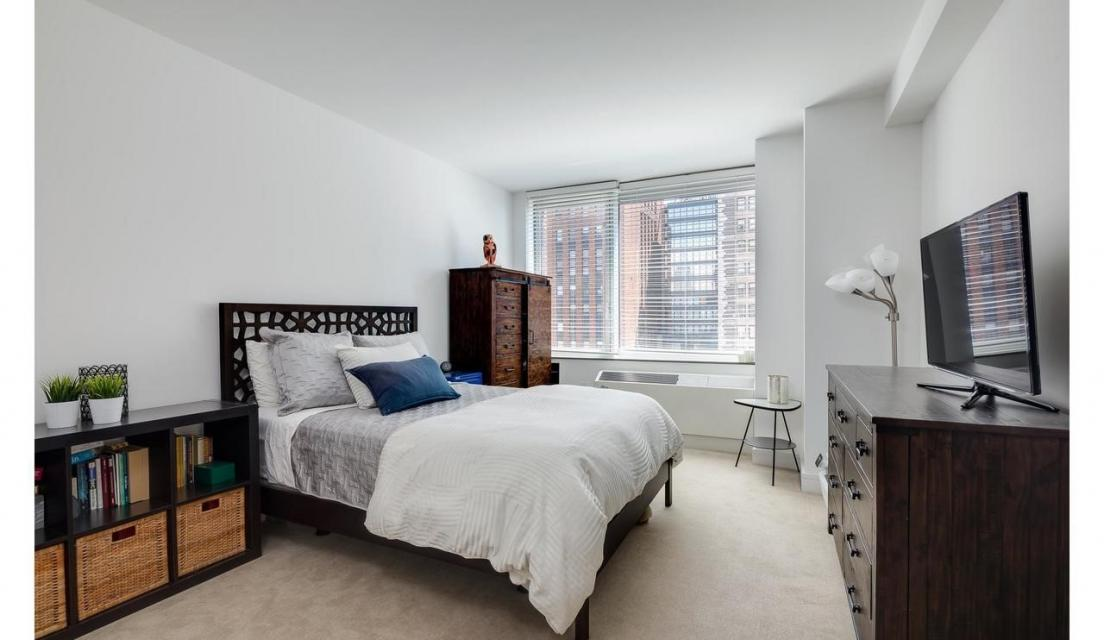 Apartments for rent at Millennium Tower Residences - Bedroom
