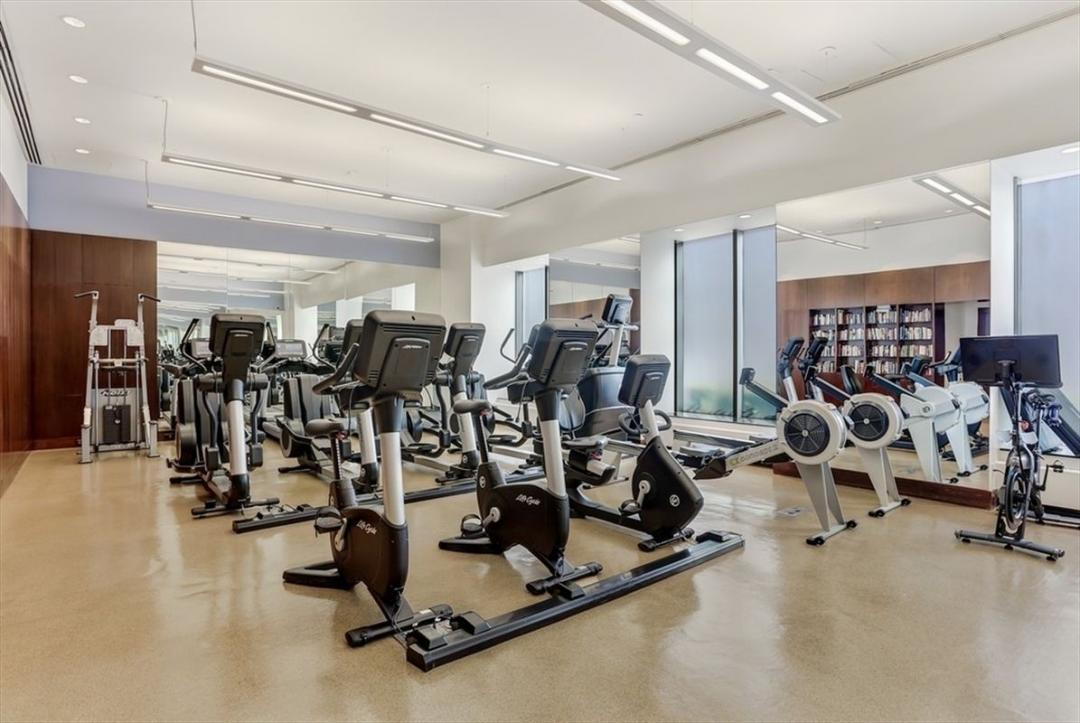 Apartments for rent at Millennium Tower Residences - Gym