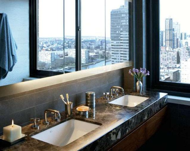 515 East 72nd Street Manhattan - Bathroom at Miraval Living