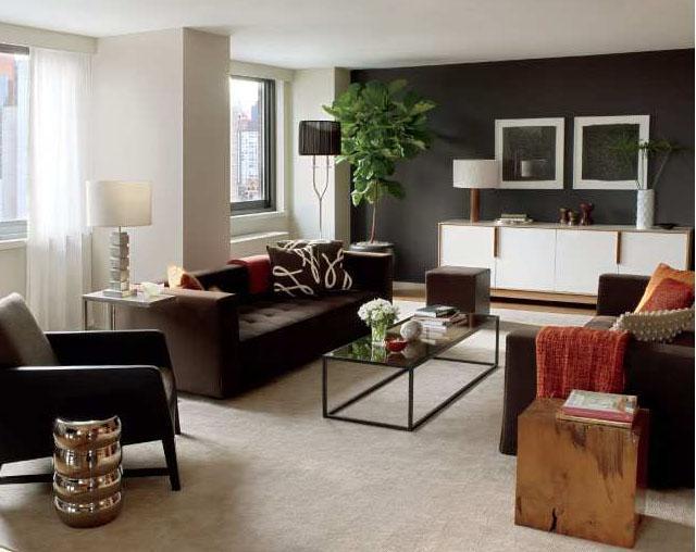 Miraval Living Condominiums - Living Room