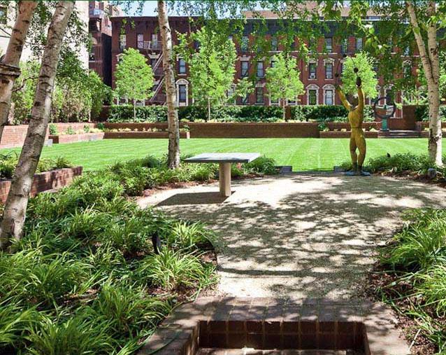Miraval Living Garden - Upper East Side NYC Condominiums