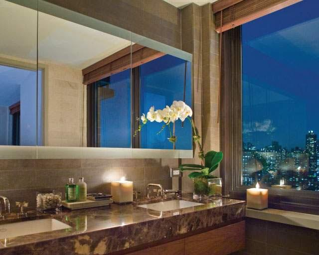 515 East 72nd Street NYC Condos - Bathroom at Miraval Living Tower