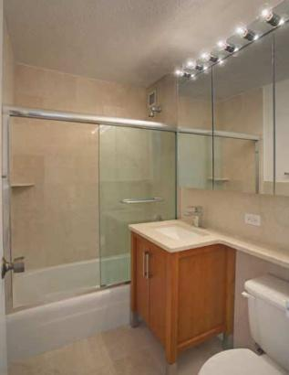 Bathroom at Murray Hill Manor in NYC - Condos for rent