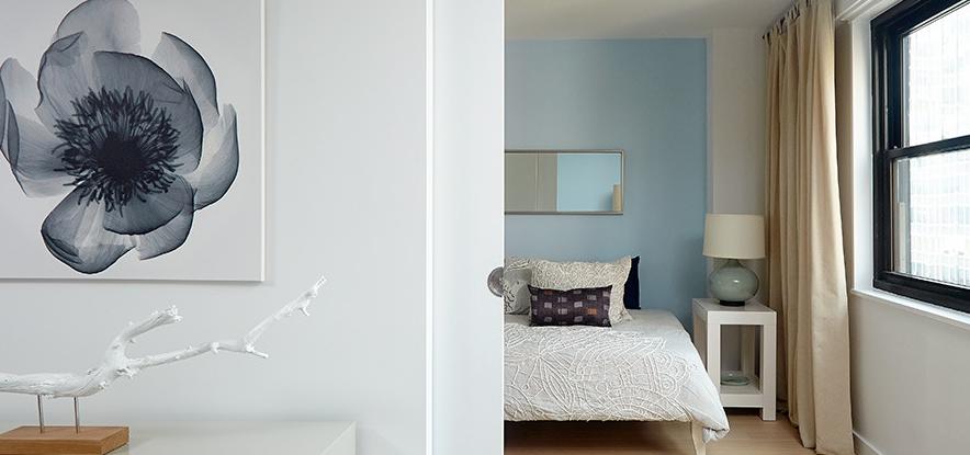 222 East 39th Street - Bedroom
