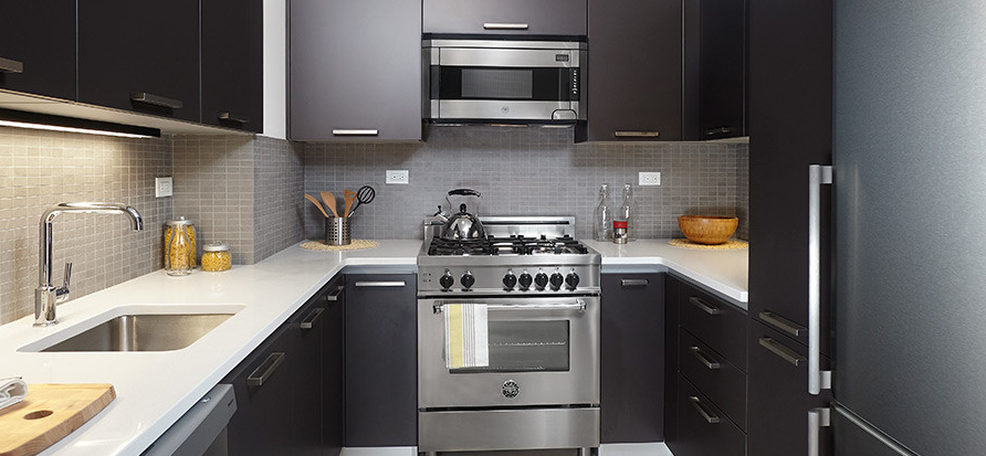 Kitchens in 222 East 39th Street