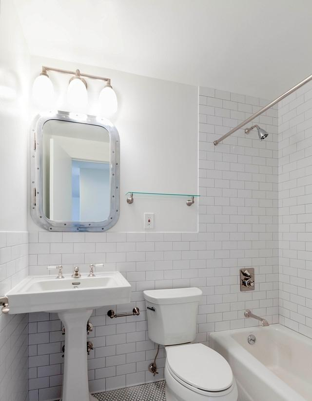 Bathroom at 330 East 39th Street in Murray Hill - Apartments for rent